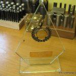 An award