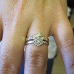 Matching wedding ring