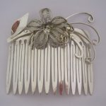 handcrafted comb