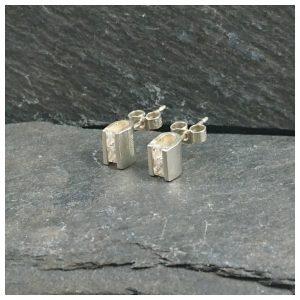 Handset earrings