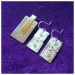 Textured jewellery